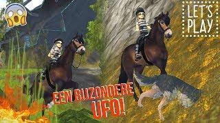 Download Geheime UFO gevonden + aangevallen door WOLVEN! | Star Stable Online | Daphneee Video