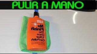 Download TIP PARA PULIR AUTO A MANO (clay bar y nu finish) Video
