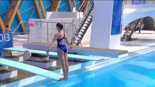 Download 27th Summer Universiade 2013 - Kazan - Diving Day 1 Video