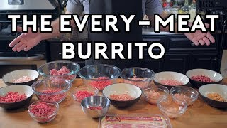 Download Binging with Babish 2 Million Subscriber Special: The Every-Meat Burrito from Regular Show Video