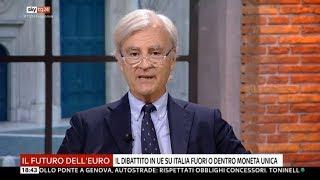Download Antonio Maria Rinaldi - Rating Italia, Uscita dall'Euro, Costo del debito Pubblico Video