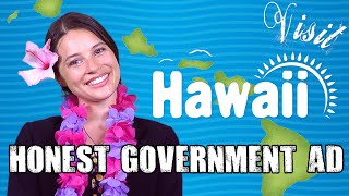 Download Honest Government Advert | Visit Hawai'i Video