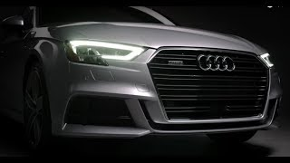 Download 2017 Audi A3: Overview Video