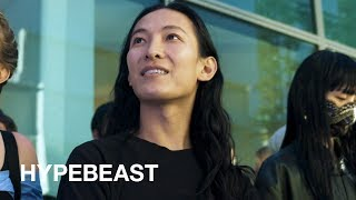 Download Alexander Wang Shows Us His Love Letter to America Video