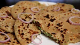 Download Cheese Paratha | Cheese Stuffed Paratha - Breakfast Recipe | Ruchi's Kitchen Video