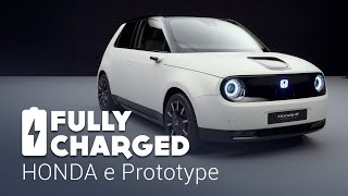 Download HONDA e Prototype | Fully Charged Video