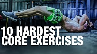 Download Top 10 Hardest Core Exercises! How Many Could You Do? Video