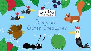 Download Ben and Holly's Little Kingdom - Birds and Other Creatures! (compilation) Video