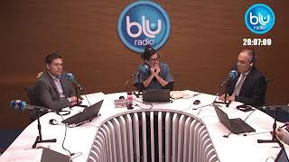 Download Rodrigo Rivera y Juan Carlos Pinzón en Mesa BLU con Vanessa de la Torre Video
