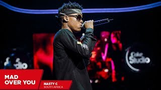 Download Nasty C, Mad Over You (Cover) - Coke Studio Africa Video