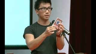 Download The Magic Words | Zlwin Chew | TEDxTARUC Video