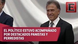 Download ÚLTIMA HORA: Miguel Ángel Yunes toma protesta como gobernador de Veracruz Video
