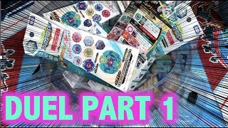 Download I NEED BEAT KUKULKAN | Random Booster Vol. 9 DUEL/Unboxing | Beyblade Burst Unboxing | Part 1 Video