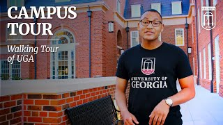 Download Campus Tour of the University of Georgia Video