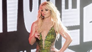 Download Britney Spears - Break the Ice & Piece Of Me (Live In Asia) Video