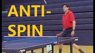 Download [TT Tourney] Wesleyan Open U1200 Group3 Stephen (Anti-Spin Rubber) Video