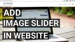 Download How To Add Image Slider in Wordpress Website [Hindi] Video