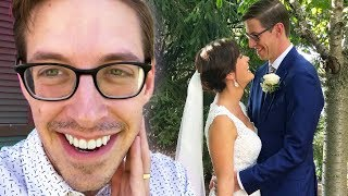 Download Keith's First Wedding Anniversary - The Try Vlog Video