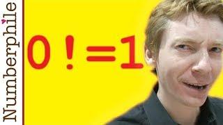 Download Zero Factorial - Numberphile Video