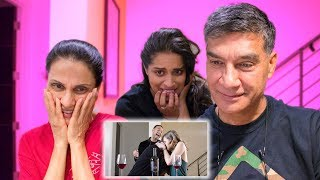 Download MY PARENTS REACT TO ME KISSING A GIRL Video