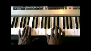 Download How to play Counting Crows 'Colorblind' on Piano Video