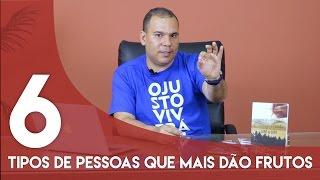 Download 6 Tipos de Pessoas que mais dão frutos - Pr. Bruno Monteiro Video