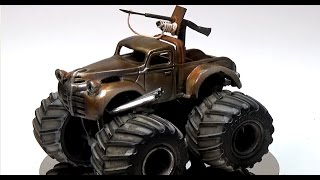 Download Mad Max Custom #6 Mad Max Monster Truck Video
