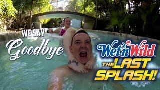Download Goodbye Wet 'n Wild, Orlando | World's First Water Park | Harry Potter Highlights Florida Video