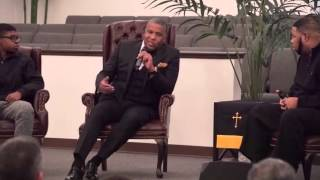 Download Robert F Smith at Youth Symposium 2016 HD Video