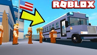 Download BEING SENT TO A NEW PRISON! | Jailbreak Roleplay Video