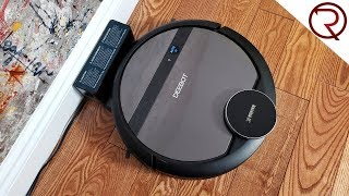 Download Great Robotic Vacuum with Laser Mapping - ECOVACS DEEBOT 900/ 901 Review Video