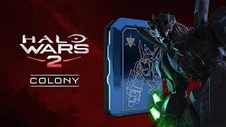 Download Halo Wars 2 Colony Launch Trailer Video