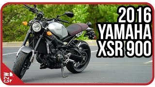 Download 2016 Yamaha XSR 900 | First Ride Video