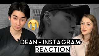 Download REACTION | DEAN - INSTAGRAM MV | GF & BF COMMENTARY! Video