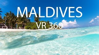 Download Maldives VR 360 - 4K Video Video