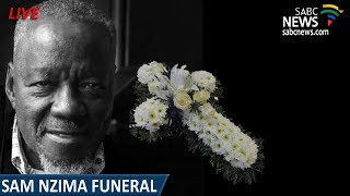 Download Sam Nzima Funeral, 26 May 2018 Video