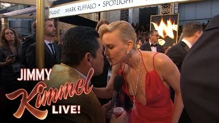 Download Guillermo on the 2016 Oscars Red Carpet Video