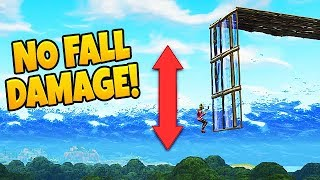 Download *NEW* NO FALL DMG TRICK! - Fortnite Funny Fails and WTF Moments! #252 (Daily Moments) Video