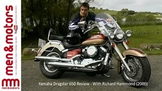 Download Yamaha Dragstar 650 Review - With Richard Hammond (2000) Video