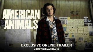 Download American Animals (2018) | Exclusive Online Trailer Video