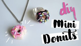 Download DIY: MINI DONUTS (Colar e Anel)! Por Isabelle Verona Video