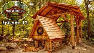 Download DIY Cedar Shingle Roof | Off Grid Log Cabin Video