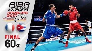 Download Final (60kg) ALVAREZ ESTRADA Lazaro (Cuba) vs OUMIHA Sofiane (France) Video