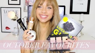 Download OCTOBER FAVOURITES | Beauty, Clothes, Book & Films Video