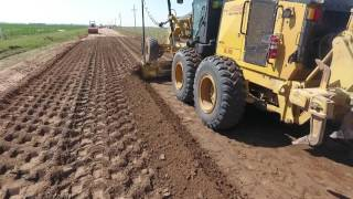 Download ROAD CONSTRUCTION PROCEDURE (BLUFF CITY) Andale Consruction Video