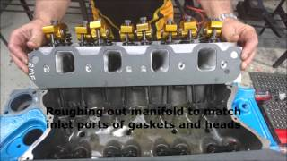 Download Ford 351 cleveland 393 stroker reconditioned motor Video