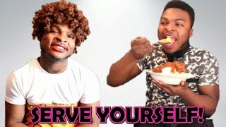 Download When African Parents Tell You To Serve Yourself Video