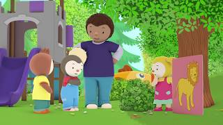 Download T'choupi à l'école - Les aventuriers de la jungle (S.2 EP.31) Video