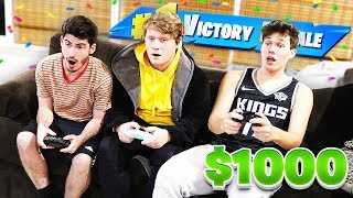 Download Whoever Gets The Most KILLS Gets $1000 - Fortnite Video