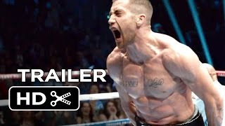 Download Southpaw Official Trailer #1 (2015) - Jake Gyllenhaal, Rachel McAdams Movie HD Video